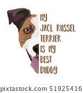 Best Friend Jack Russell Terrier 51925416
