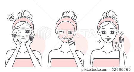 skin care problem 52396360