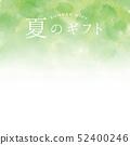 夏季禮物海報 52400246