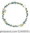 森林框架圈 52400501
