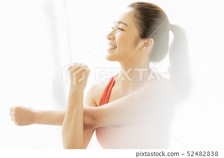 여성 스포츠 건강 52482838