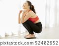 여성 스포츠 건강 52482952