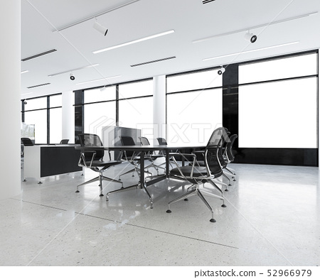 business meeting room on office building 52966979