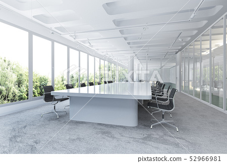 business meeting room on office building 52966981