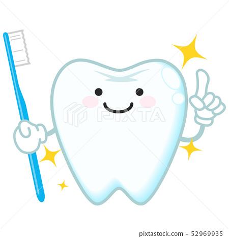 牙齒(角色) 52969935