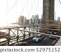 美国纽约布鲁克林大桥 52975152