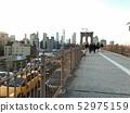 美国纽约布鲁克林大桥 52975159
