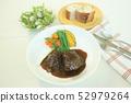 炒牛肉配紅酒 52979264