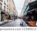 Paris The town of the popular Marche 52986612