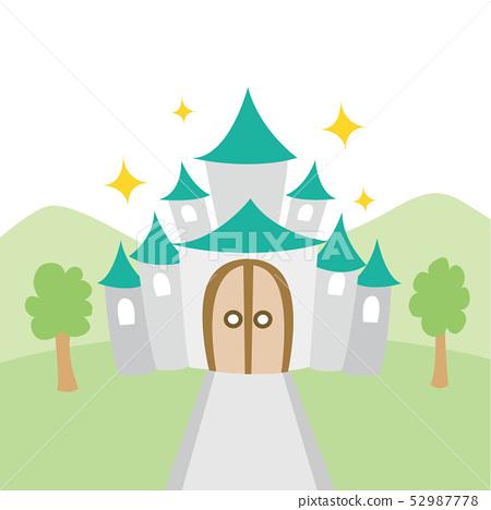 Building / Castle 52987778