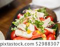 토마토와 치킨 샐러드 52988307