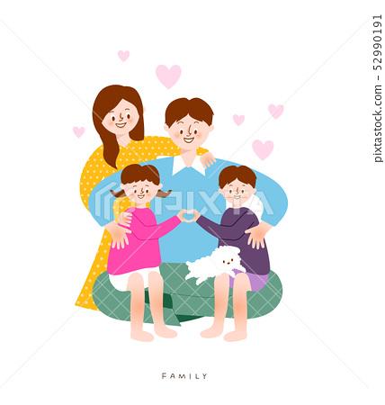 幸福的家庭 52990191