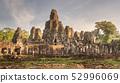 Ancient temple Bayon Angkor Siem Reap, Cambodia 52996069