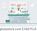 向量 向量圖 藥店 53007515