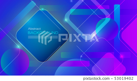 Vector abstract modern graphic design 53019402