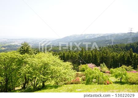 วิวจากภูเขาอากาเนะ 53022029