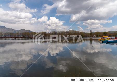 中國雲南麗江拉市海 Scenic Spots in China 國際重要濕地 自然保護區 候鳥 53023436