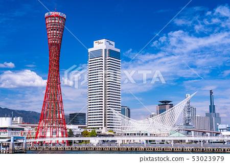 Hyogo Prefecture Kobe City Bay Area 53023979