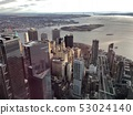 美國紐約曼哈頓都市風景摩天大樓 53024140