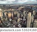 美國紐約曼哈頓都市風景摩天大樓 53024160