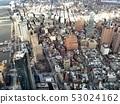 美國紐約曼哈頓都市風景摩天大樓 53024162