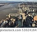 美國紐約曼哈頓都市風景摩天大樓 53024164