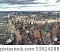 美國紐約曼哈頓都市風景摩天大樓 53024288