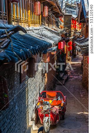 Old Town of Lijiang China 中國雲南麗江古城 World Heritage 53110540
