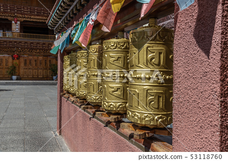 Old Town of Lijiang China 中國雲南麗江古城 World Heritage 53118760