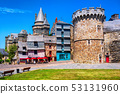 Vitre Old Town, Brittany, France 53131960