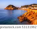 Tossa de Mar, Costa Brava, Spain 53131962