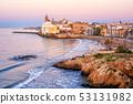 Sitges resort town, Costa Dorada, Catalonia, Spain 53131982