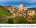 Saint-Cirq-Lapopie, France 53131993