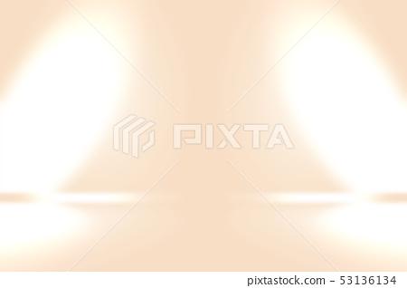 Abstract Luxury light cream beige brown like cotton silk texture pattern background. 53136134