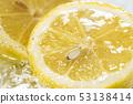 신선한 레몬의 이미지 53138414