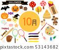 October material 53143682