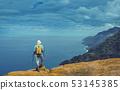 Hike in Na Pali 53145385