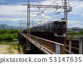 火车-3穿越桂河 53147635