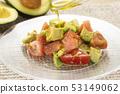 아보카도 샐러드 53149062