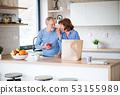 couple, people, senior 53155989