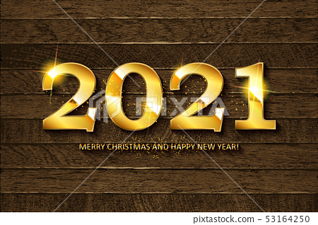 Happy new year 2021 53164250