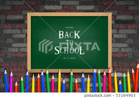 Back to school background 53164903