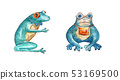 Set of frogs 53169500