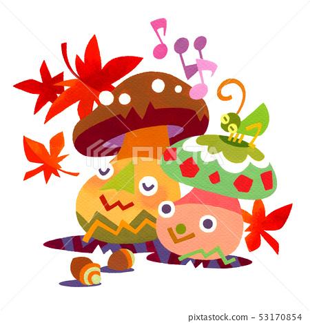 Mushroom brother 53170854