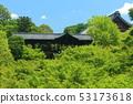 【京都府】新鲜绿色的Tsutenbashi(Tofuku-ji Temple) 53173618