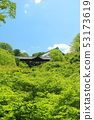 【京都府】新鲜绿色的Tsutenbashi(Tofuku-ji Temple) 53173619