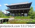 【京都府】新鲜绿色的Tofuku-ji寺 53173627