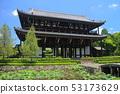 【京都府】新鲜绿色的Tofuku-ji寺 53173629