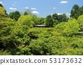 【京都府】新鲜绿色东福寺 53173632
