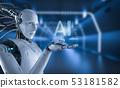機器人 人工智能 數碼 53181582